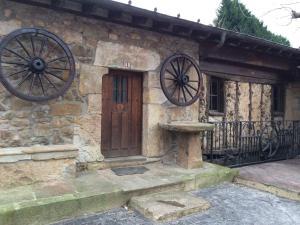 Posada el Molino de Cadalso, Гостевые дома  Сереседа - big - 7
