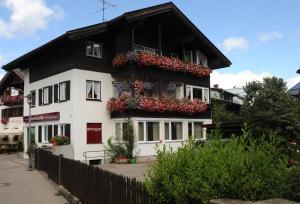 Gästehaus Kissner, Оберстдорф