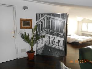 La Mole Sant'Ottavio, Apartmanok  Torino - big - 5