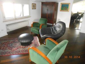 La Mole Sant'Ottavio, Апартаменты  Турин - big - 6