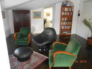 La Mole Sant'Ottavio, Apartmanok  Torino - big - 20