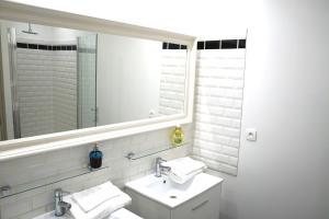 Les Chambres Panda, Ubytování v soukromí  Saint-Aignan - big - 27