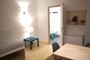 Les Chambres Panda, Ubytování v soukromí  Saint-Aignan - big - 23