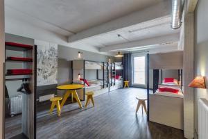 Klassisches 6-Bett-Zimmer