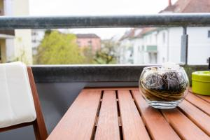 Romantik-Appartement Freiburg City
