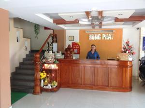 Hung Phat Hotel, Отели  Дананг - big - 17
