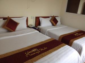 Hung Phat Hotel, Отели  Дананг - big - 5