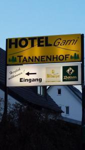 obrázek - Hotel Tannenhof