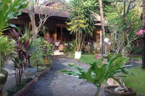 House of Vera and Beautiful Garden