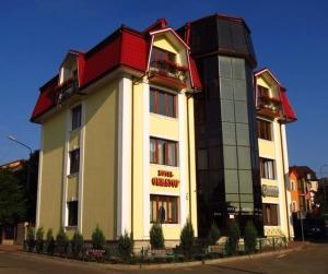 Senator Hotel, Hotels  Truskavets - big - 31