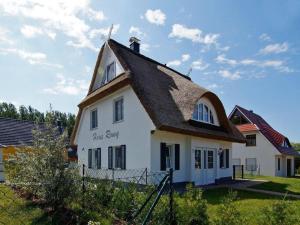 Ferienhaus Reethaus Romy