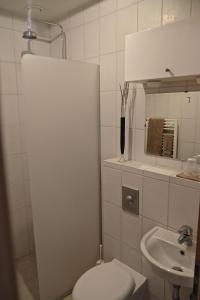 Bergás Guesthouse, Penziony  Keflavík - big - 9