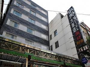 Central Hotel, Hotely  Zhongli - big - 42