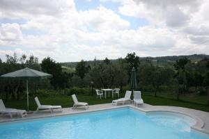 Podere San Bono, Vily  Montepulciano - big - 2