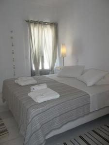 Aeraki Villas, Holiday homes  Santa Maria - big - 6