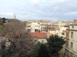 Hôtel Cosmos, Szállodák  Montpellier - big - 27
