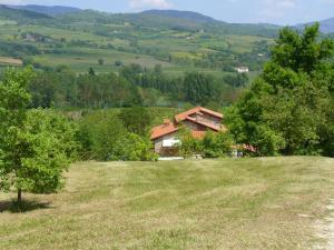 Podere Varlunga, Villák  Borgo alla Collina - big - 17