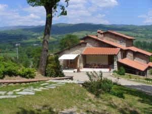 Podere Varlunga, Villák  Borgo alla Collina - big - 15