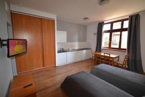 Apartamenty Beliny 18, Апартаменты  Краков - big - 54