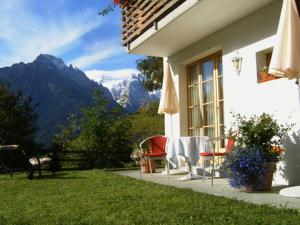 Pension Chalet Berkana - Accommodation - Meiringen - Hasliberg
