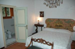 Il Roseto, Apartmanok  Tavarnelle in Val di Pesa - big - 8
