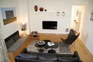 18 Crebillon, Apartmanok  Nantes - big - 3