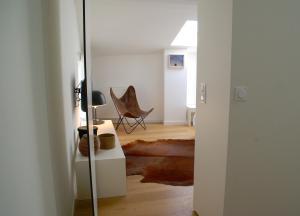 18 Crebillon, Apartmanok  Nantes - big - 13