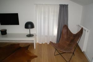 18 Crebillon, Apartmanok  Nantes - big - 21
