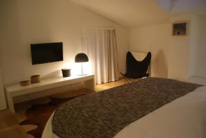 18 Crebillon, Apartments  Nantes - big - 22