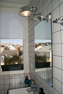 18 Crebillon, Apartmanok  Nantes - big - 26