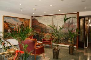 Отель Академия - фото 20