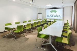 Hotel Morava, Hotels  Otrokovice - big - 31