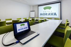 Hotel Morava, Hotels  Otrokovice - big - 32