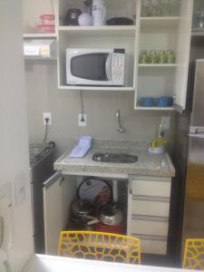 Apartamento VG Fun Residence, Apartmanok  Fortaleza - big - 26