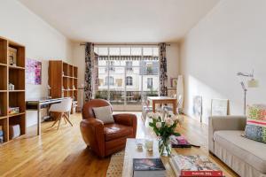 Squarebreak - Apartment close to the Eiffel Tower