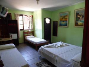 Hotel Pousada Miramar, Отели  Убатуба - big - 3