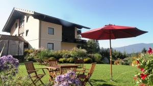 Landhaus Bonaventura, Апартаменты  Мильстат - big - 35