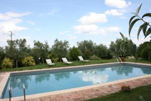 Villa Il Poggiarone, Виллы  Монтепульчано - big - 23