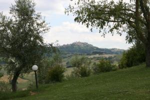 Villa Il Poggiarone, Виллы  Монтепульчано - big - 22