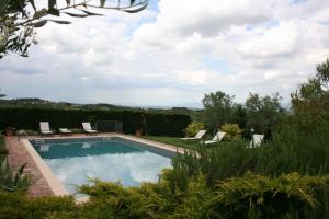 Villa Il Poggiarone, Виллы  Монтепульчано - big - 20
