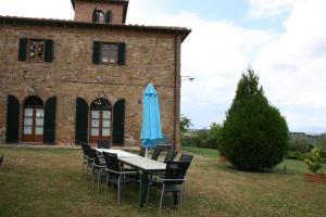 Villa Il Poggiarone, Виллы  Монтепульчано - big - 18