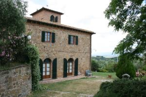 Villa Il Poggiarone, Виллы  Монтепульчано - big - 17