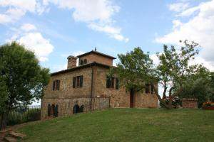 Villa Il Poggiarone, Виллы  Монтепульчано - big - 15