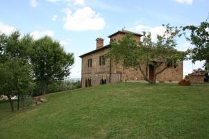 Villa Il Poggiarone, Виллы  Монтепульчано - big - 21