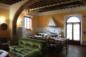 Villa Il Poggiarone, Виллы  Монтепульчано - big - 7