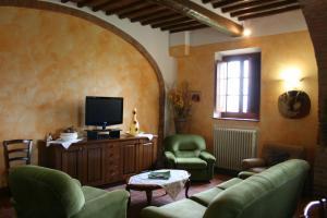 Villa Il Poggiarone, Виллы  Монтепульчано - big - 9