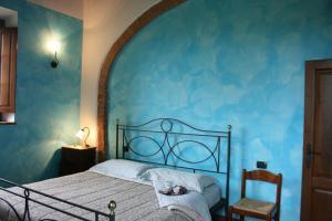 Villa Il Poggiarone, Виллы  Монтепульчано - big - 10