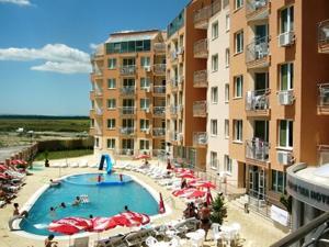 VP Black Sea, Apartmanok  Napospart - big - 4