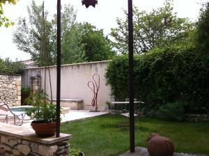 Aux 2 Maisons, Prázdninové domy  Mouriès - big - 11