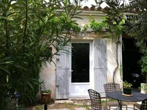 Aux 2 Maisons, Prázdninové domy  Mouriès - big - 15